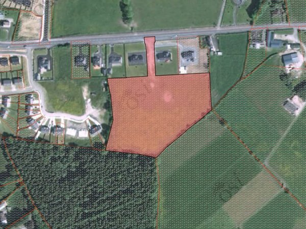 Development Site Ballinalee