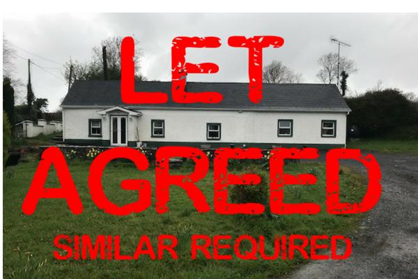 House to Rent 3 Bed – 1 Bath Coolcor, Granard