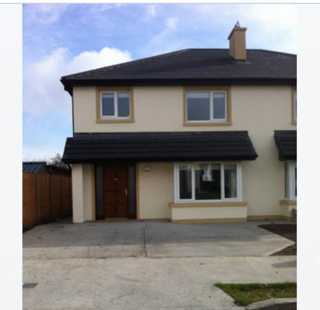 Number 17 Cnoc Na Greine , Granard , Semi – Detached House