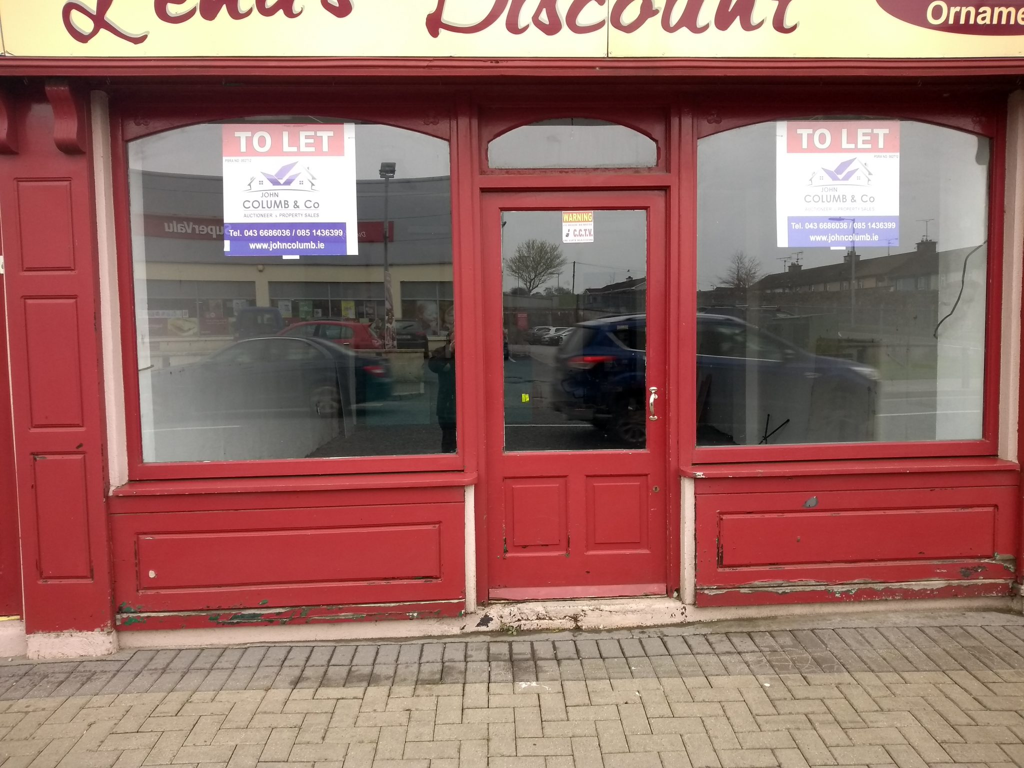 Retail Unit To Let Barrack Street , Granard, Co.Longford