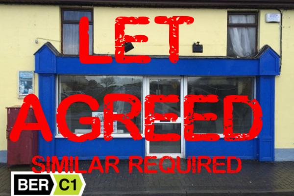 Retail Unit To Let, Barrack Street, Granard, Co.Longford