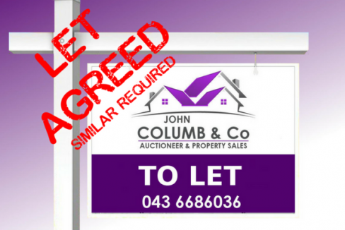 Let Agreed John Columb