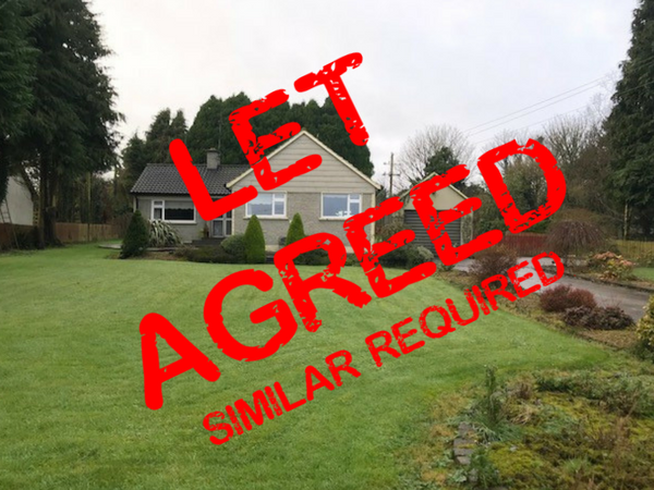 Two Bed Bungalow, Rathcronan, Granard, Co.Longford