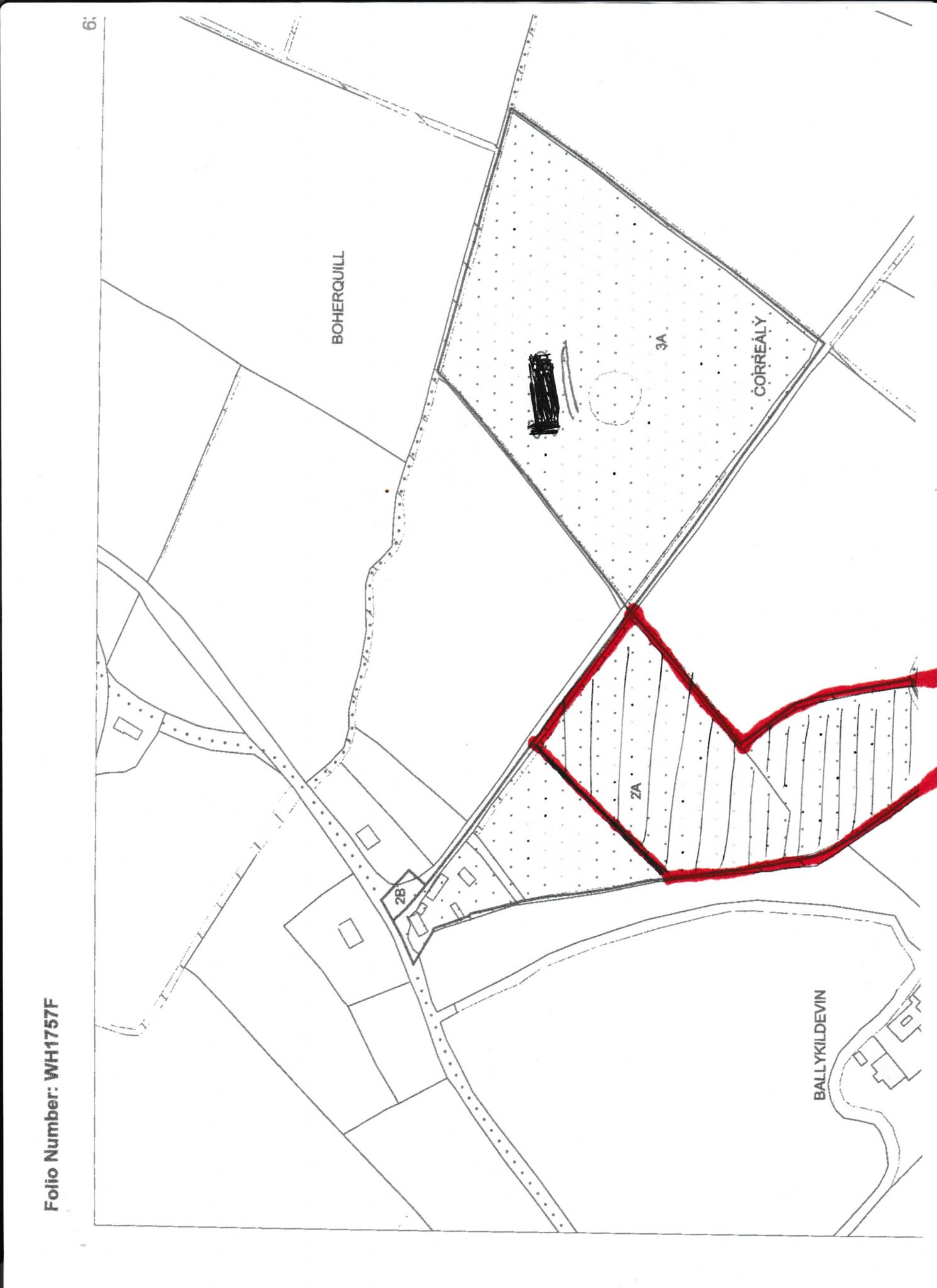 Correally , Lismacaffrey , Co. Westmeath Land for Sale