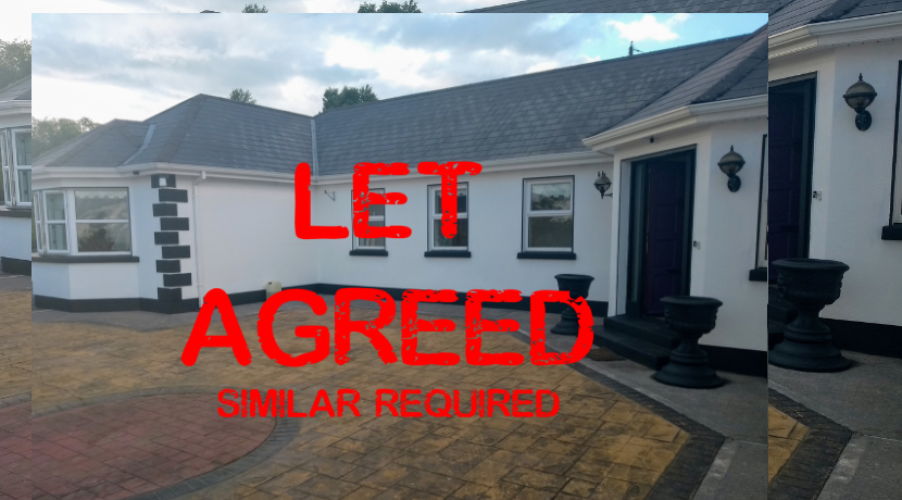 4 Bedroom Bungalow ,Molly Hill , Aughnacliffe , Co.Longford