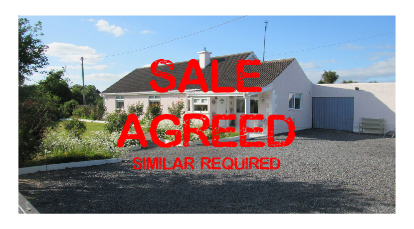 Charming Bungalow for sale , 4 bedrooms , elevated site.