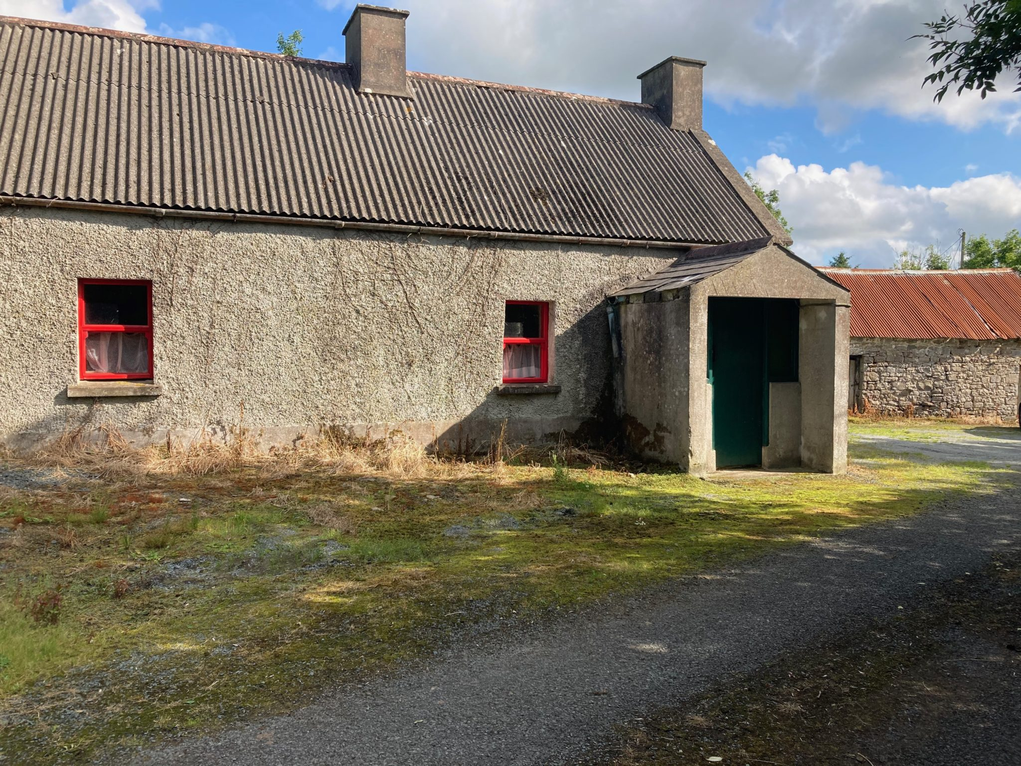 Stone cottage on one Acre , Townagh ,Ballinamuck ,Co.Longford